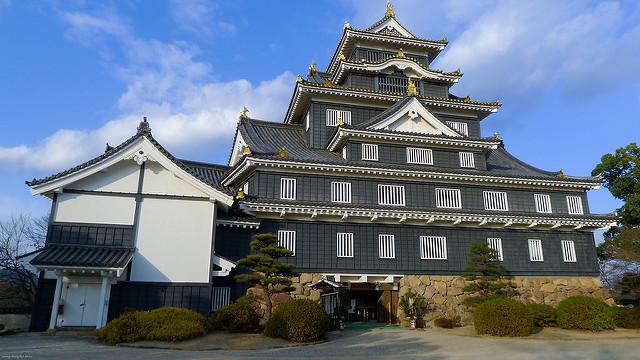 Okayama-Castle