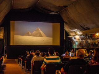 Movie Theater in Pasadena