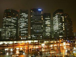 Shinagawa Night