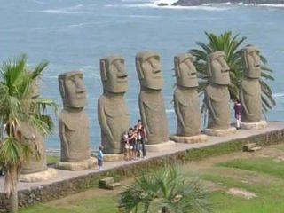 Miyazaki Moai