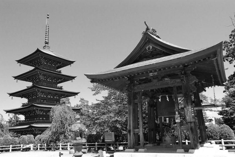 Saisho-in, Hirosaki
