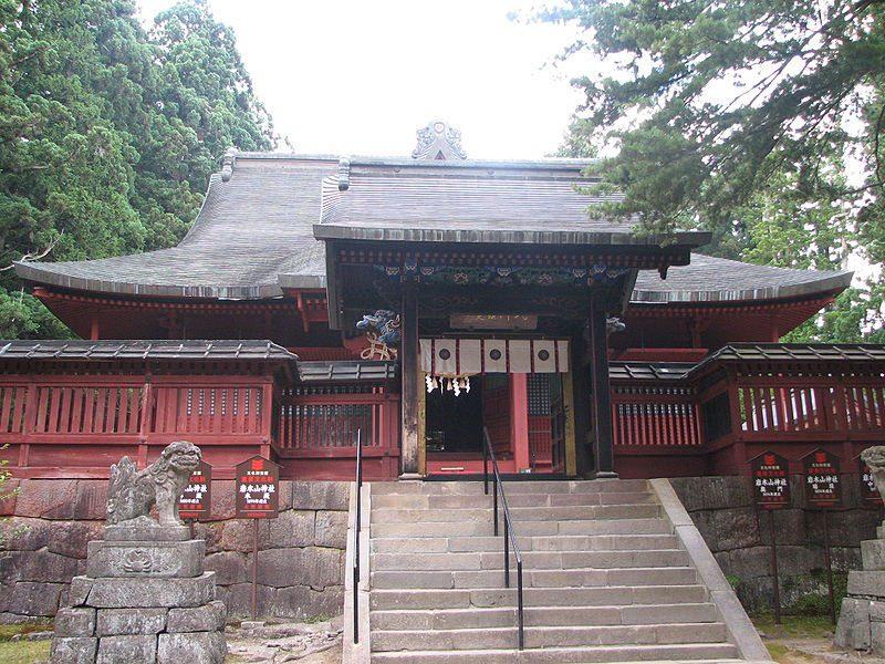 Iwakiyama Temple