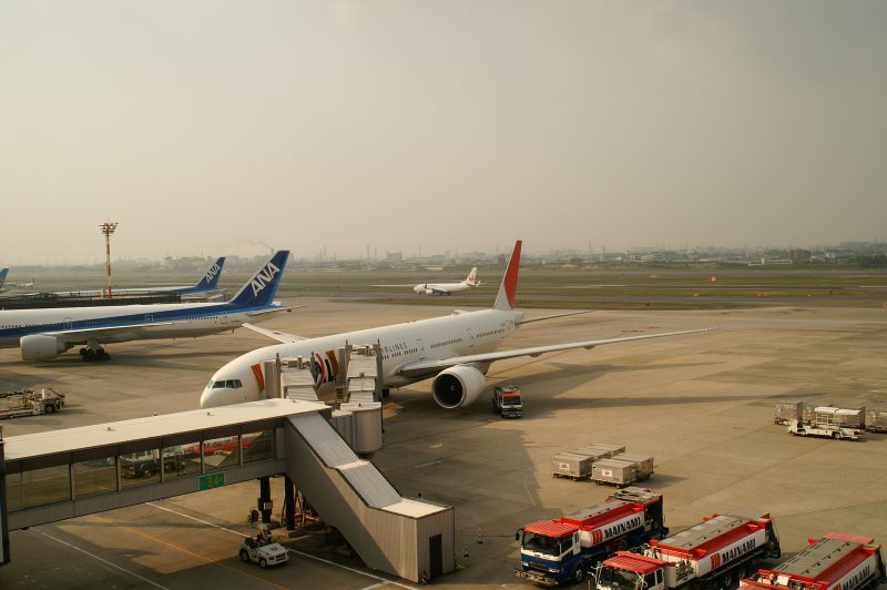Major Flights To and from Osaka International Airport