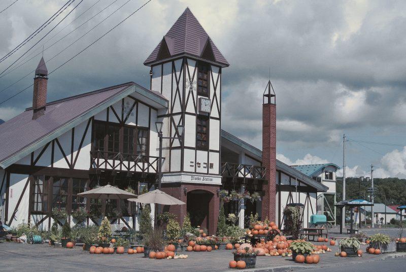 History of Hokkaido Pumpkin