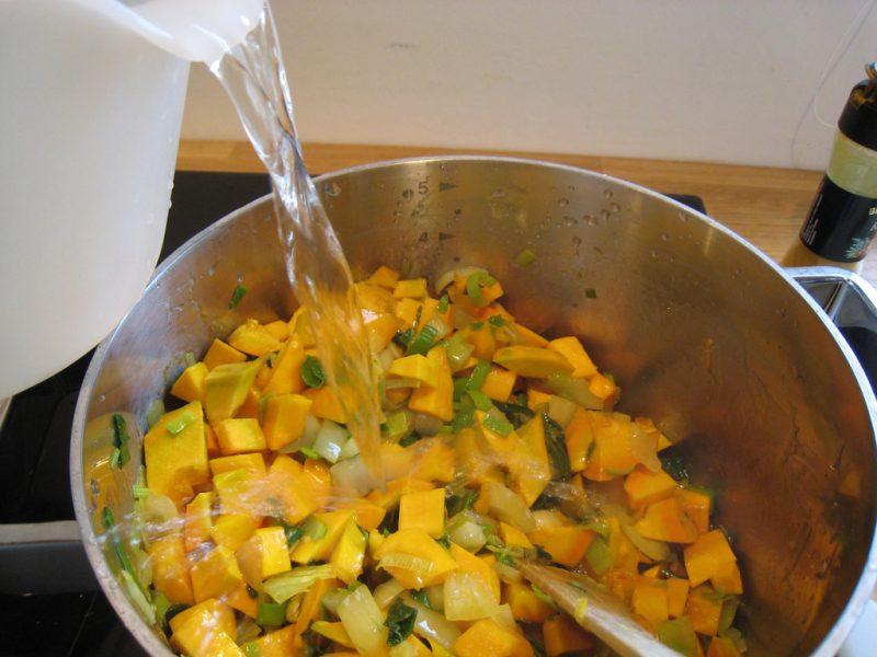 Recipes from Hokkaido Pumpkin