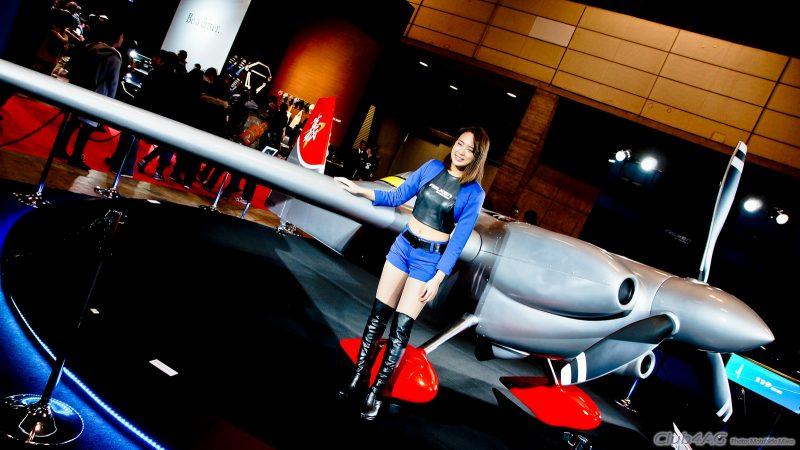 Venue of the Tokyo Auto Show