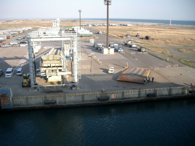 Ports provide a base for the landing of Cruise ships