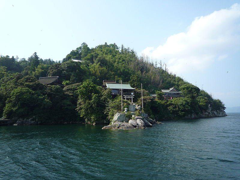 Chikubushima Island