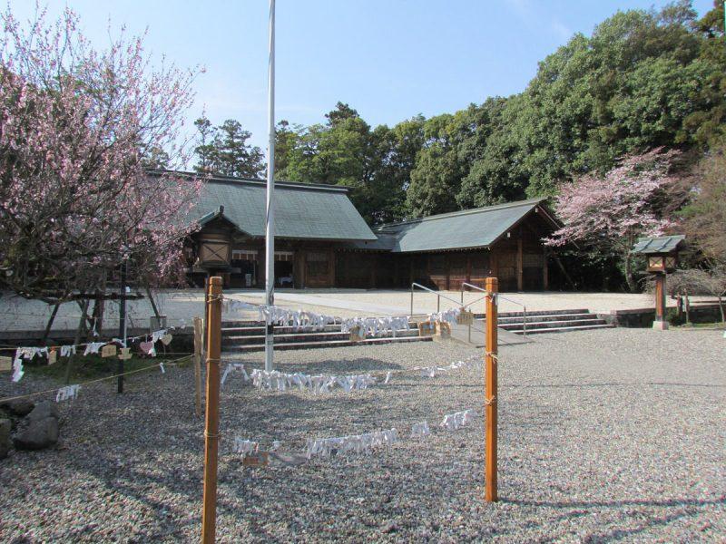 Shigaken Gokoku Shrine