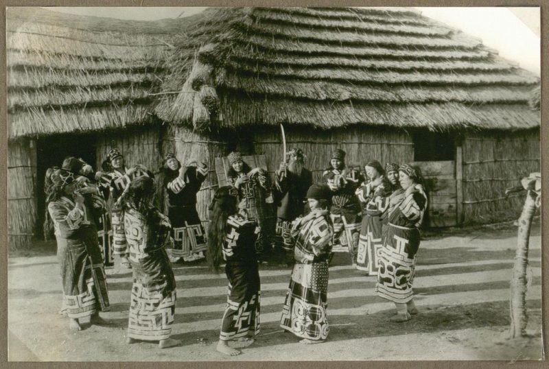 ainu ceremonial dance