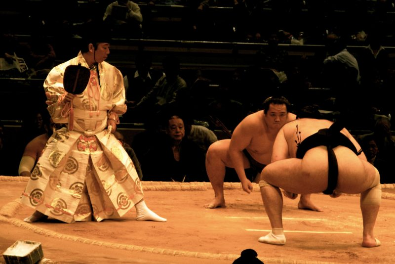 Fukuoka Sumo Tournament
