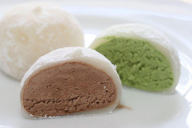 Mochi Ice-cream