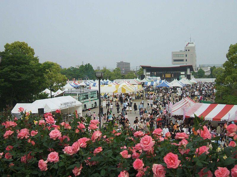 Fukuyama Rose Festival