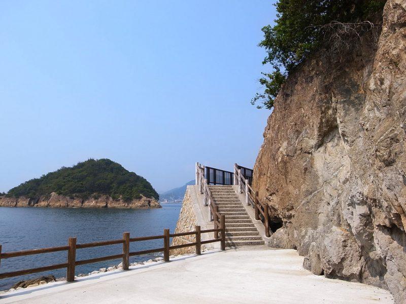 Sensuijima island