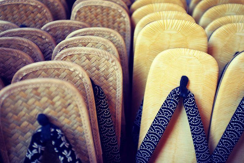 Japan sandals
