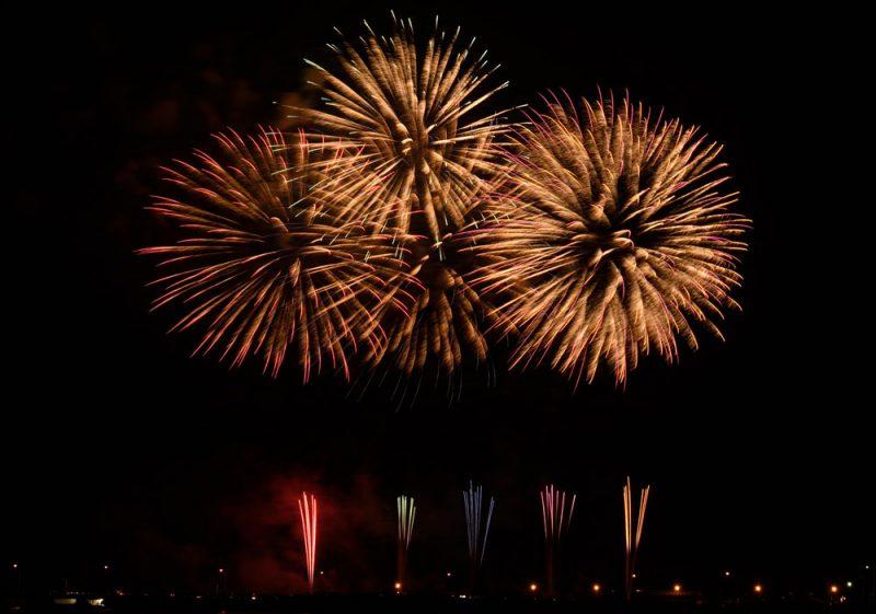 Fujisawa Enoshima Fireworks