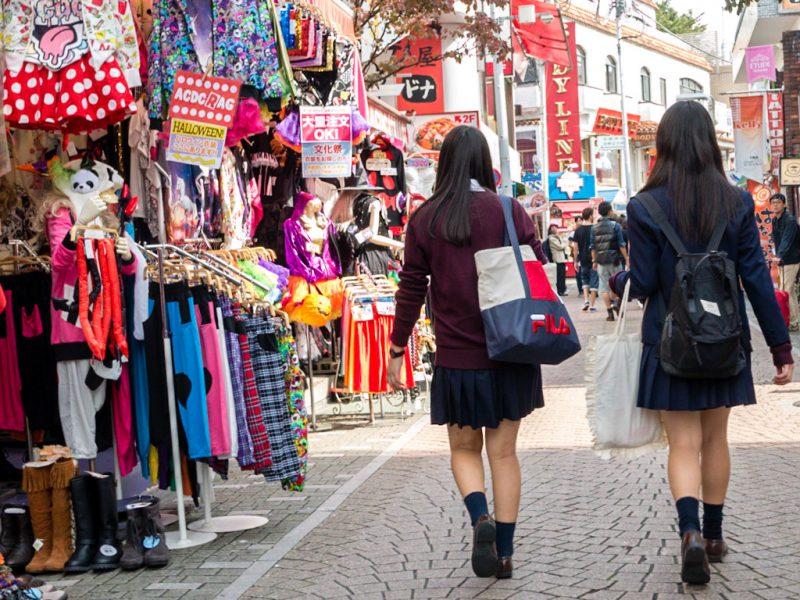 Kawaii Things you can`t Miss in Harajuku 1