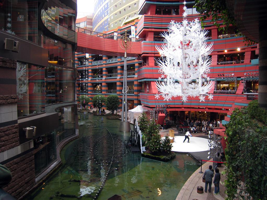 shopping in Fukuoka