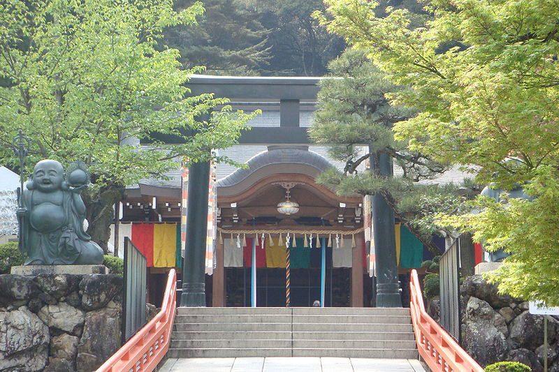 Kiyoshi-kojin Seichoji Temple