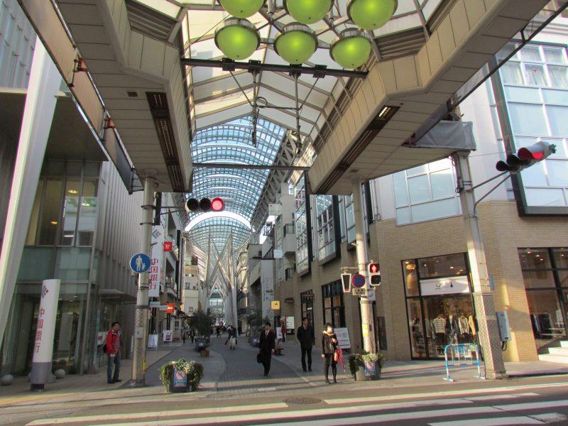 Takamatsu Shopping Arcade