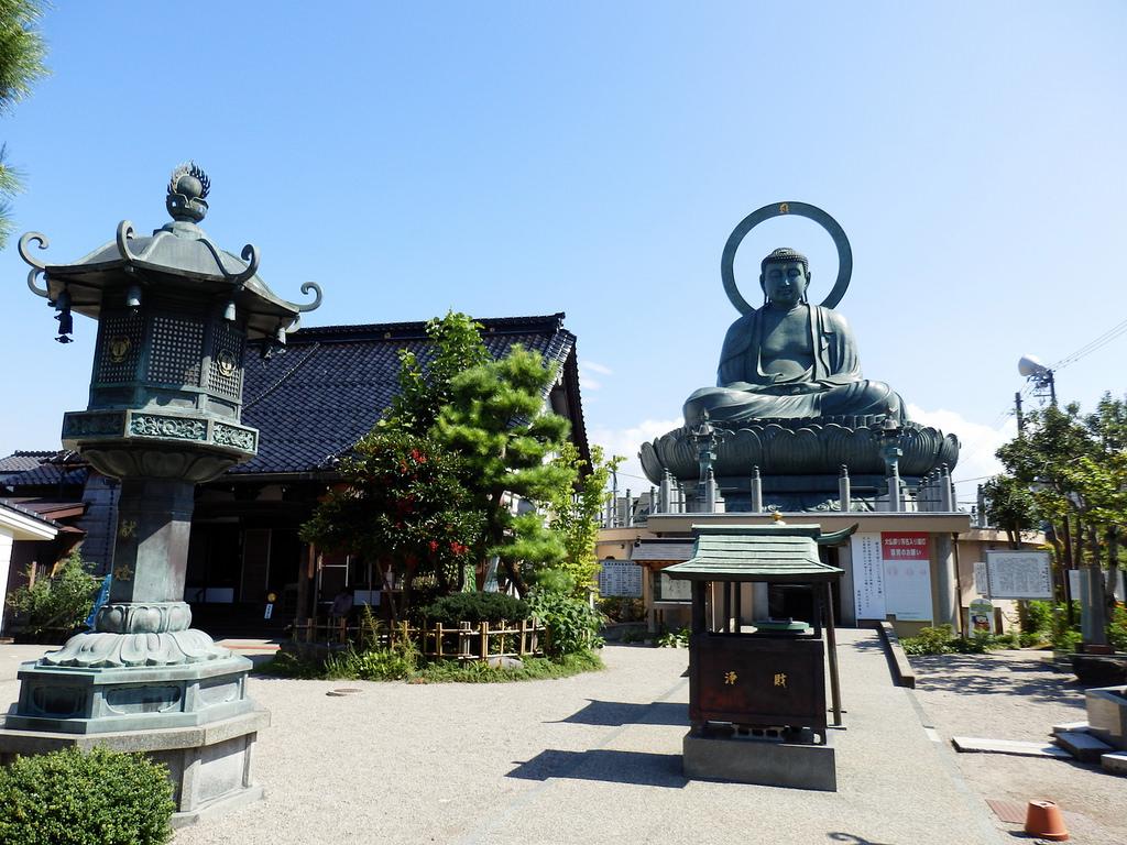 Toyama Takaoka Daibutsu