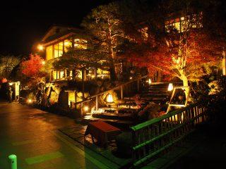 Night in Kyoto