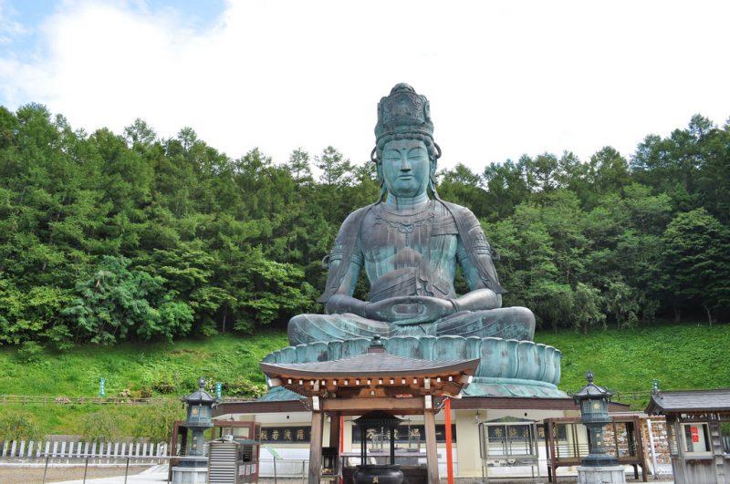 Aomori Seiryuji Temple