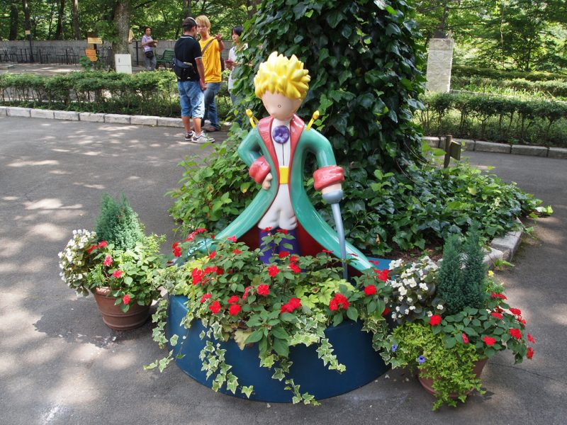 Hakone Little Prince Museum