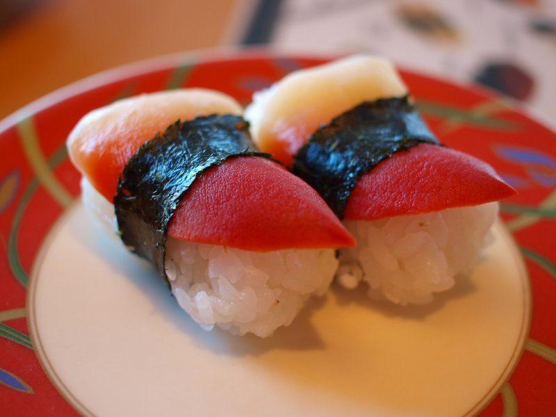 Hokkigai Sushi