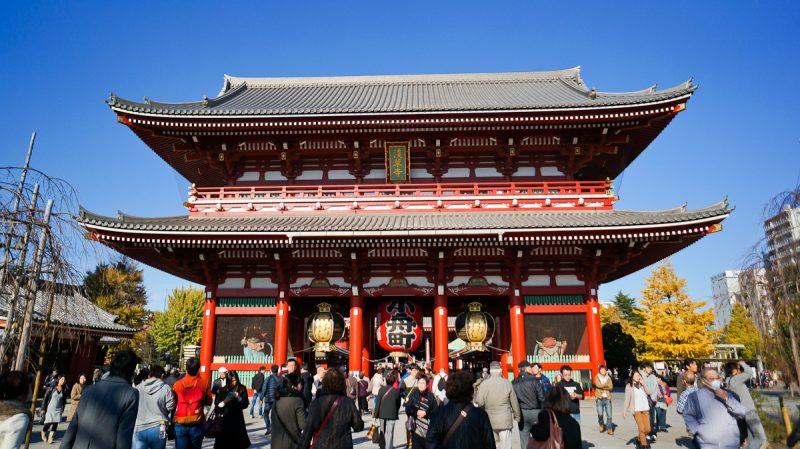 Kaminarimon & Sensō-ji
