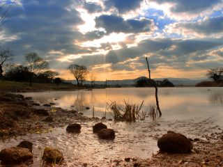 Kumamoto Lake Ezuko