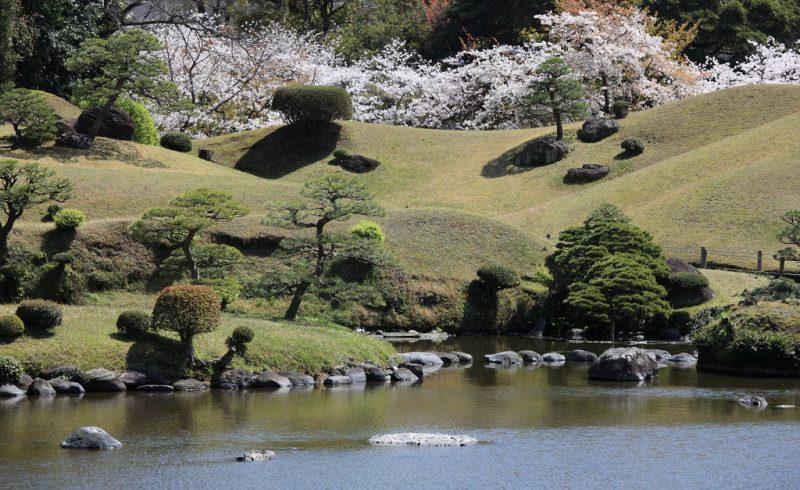 Kumamoto Suizenji Garden
