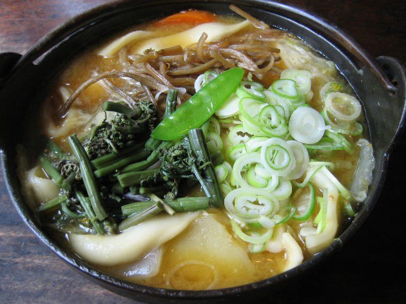 Kawaguchiko Houtou Noodles