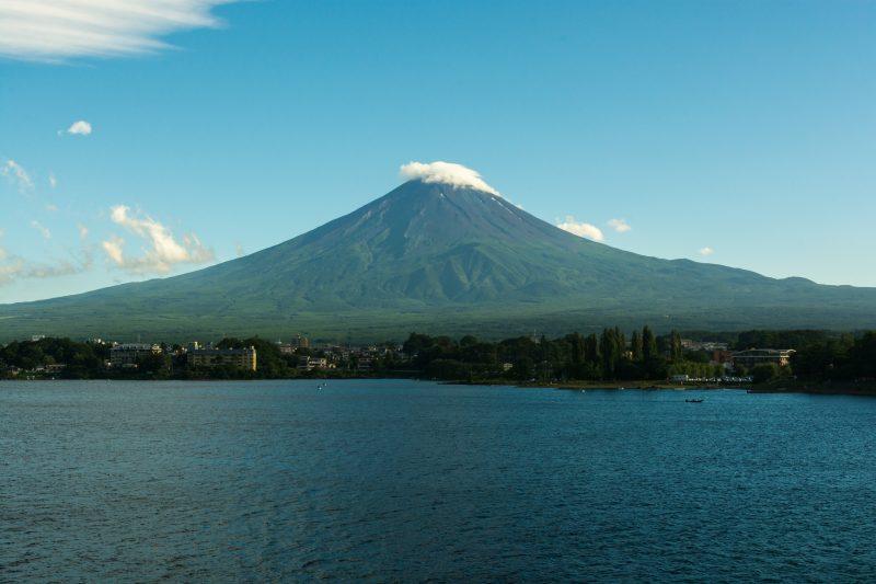 Kawaguchiko Mt. Fuji View