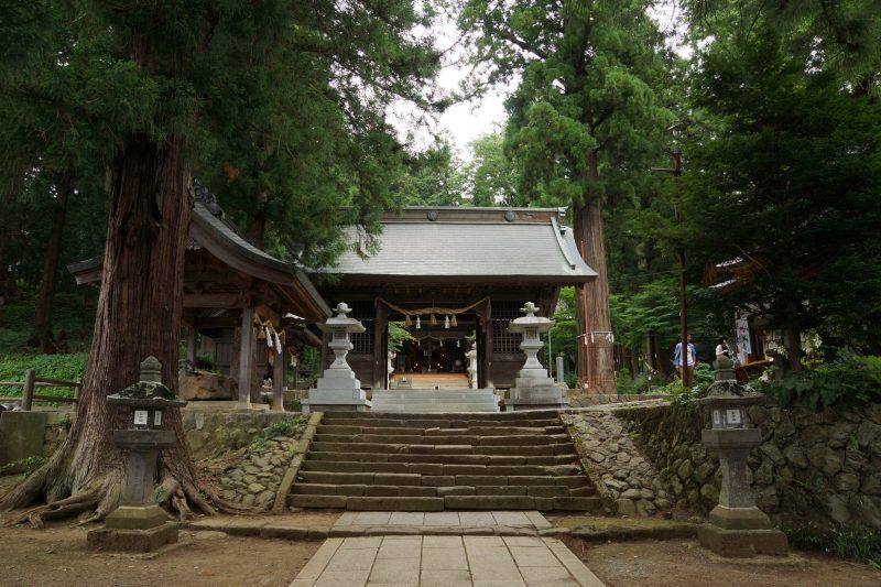 Kawaguchiko Sengen Shrine