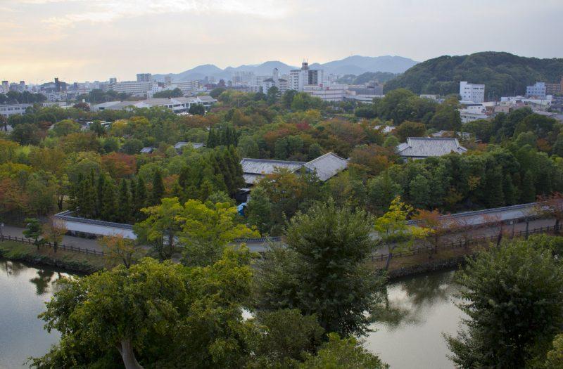 Himeji Kokoen Garden