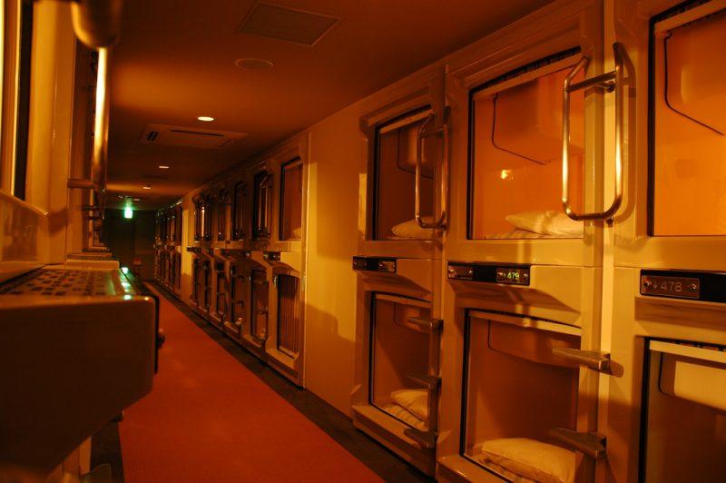 Narita Capsule Hotel