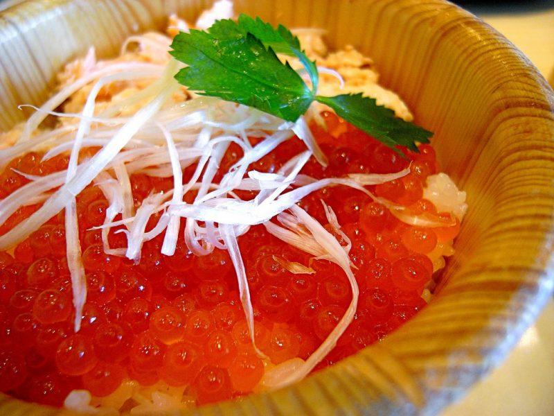 Salmon Roe Ikura