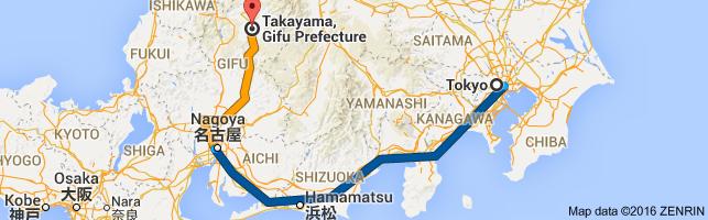 Go Takayama from Tokyo