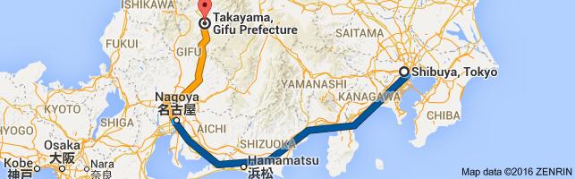 Go Takayama from Shibuya