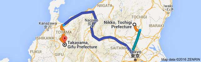 Go Takayama from Nikko