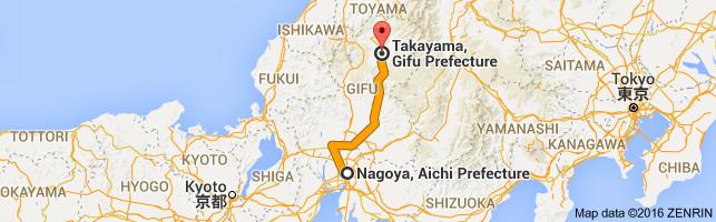 Go Takayama from Nagoya