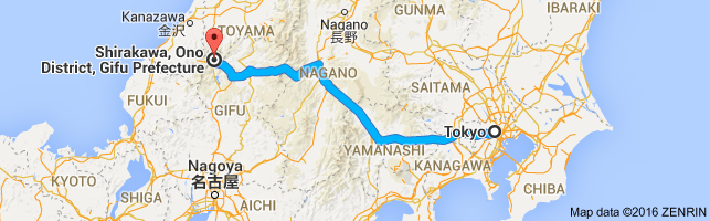 Go Shirakawa from Tokyo