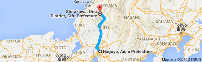 Go Shirakawa from Nagoya