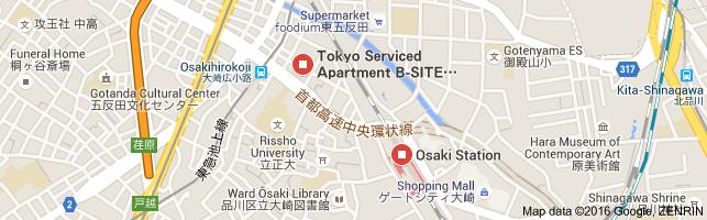 Go Shinjuku from Osaki