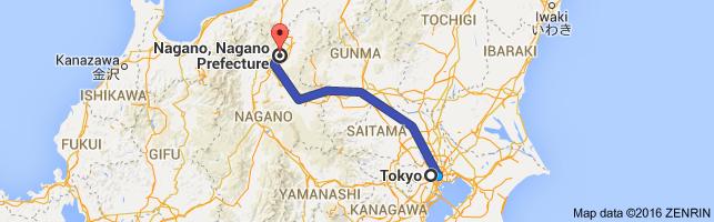 Go Nagano from Tokyo