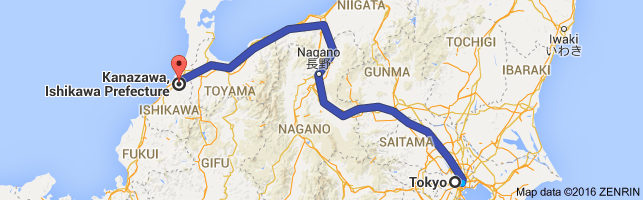 Go Kanazawa from Tokyo