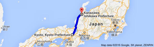Go Kanazawa from Kyoto