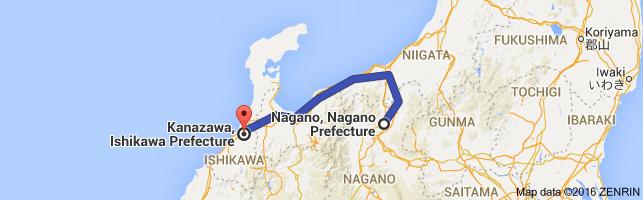 Go Kanazawa from Nagano