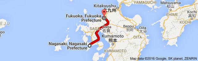 Go Fukuoka from Nagasaki